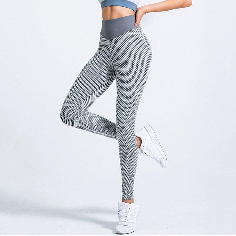 Women Fitness Legging Mujer Sexy Push Up High Waist Leggins Activewear Gym Seamless Leggings Feminina 5