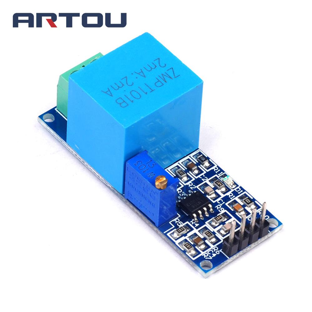 Voltage Transformer Module Active Single Phase Voltage Sensor AC output