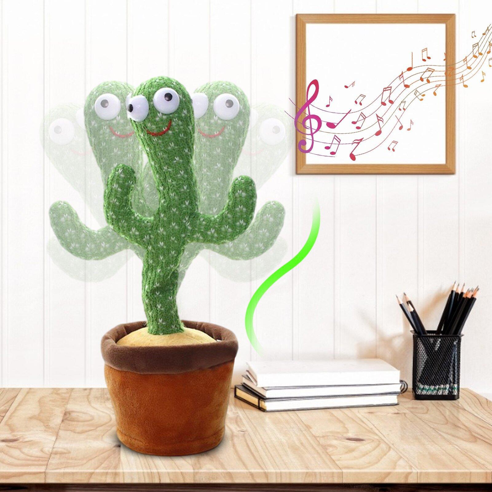 Dancing Cactus Toy 6