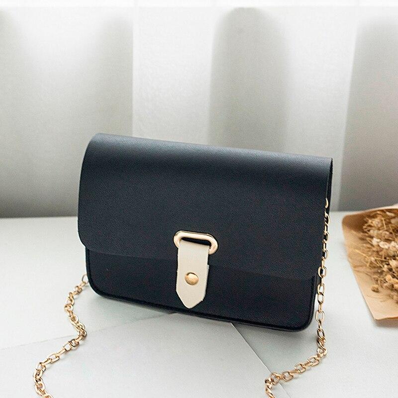 PU Women Shoulder Bag Fashion Leather Bag Luxury Handbag Women Bag Designer High Quality Ladies Messenger Bag Bolsa Feminina