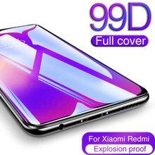 保護 Xiaomi Redmi 注 8 7 6 5 Pro のスクリーンプロテクター Redmi 4X 6A 5 S2 プロ強化ガラスフィルム Redmi 注 7