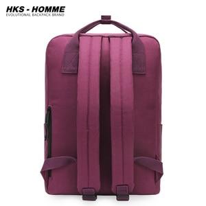 Image 4 - Mochilas impermeables para estudiantes, mochilas escolares para chicas adolescentes, mochila de viaje, bolso de hombro, novedad de 2020