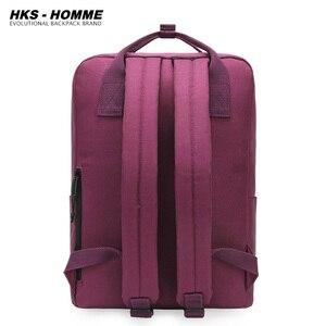 Image 4 - Yeni 2020 su geçirmez sırt çantaları öğrenci sırt çantası genç kızlar için okul çantaları FemaleLaptop sırt çantası seyahat çantası omuzdan askili çanta