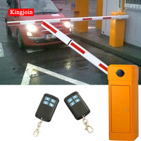 KINGJOIN intelligent boom gate,Security & Protection/Smart Card System/Car Parking Equipment/Barrier Gate parking barrier boom