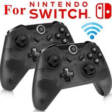 Per Nintend Switch di Console Senza Fili di Bluetooth Pro Controller Gamepad Joypad PC Remoto Gamepad Joystick Accessori del Gioco(China)