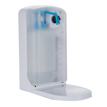 Touchless Hand Disinfection Machine 1000ML Wall-Mounted Automatic Sensor Liquid Soap for Hospital School