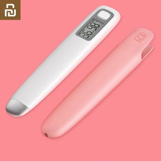 Youpin Miaomiaoce Women Digital Thermometer Sensor Smart APP Control for Female Prepare Pregnant Pregnancy Thermom