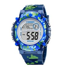 Cool Unisex Kids Watches Display Watch Girl Boy Stu