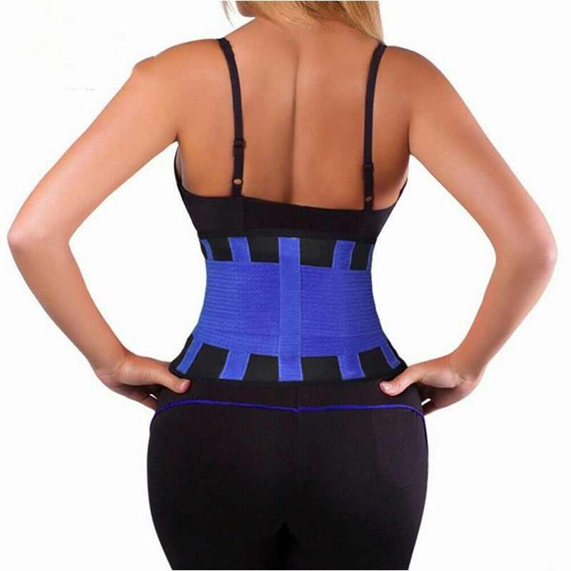 Vrouwen Taille Trainer Corset Zweet Riem Voor Vrouwen Gewichtsverlies Cincher Body Shaper Trimmer Workout Fitness Brandende Gordel