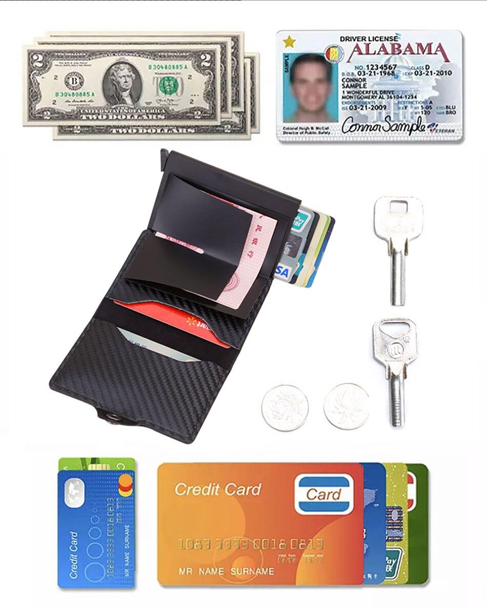 carteiras saco de dinheiro masculino do vintage