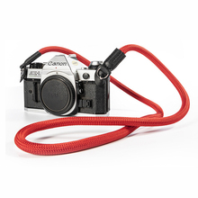 Durable Nylon Camera Neck Strap SLR Shoulder Micro Single Woven Digital Retro Accessories