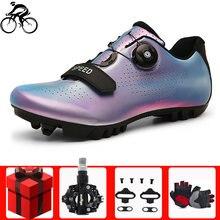 Новинка 2021 профессиональная велосипедная спортивная обувь