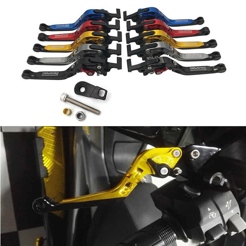 With Parking Function Fold Extend Brake Clutch Lever For Honda ADV150 2019 2020