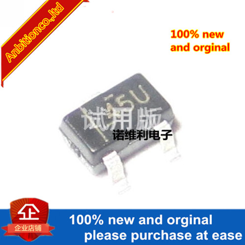 10pcs 100% New Original TPD2E007DCKR Silk-screen  45U SC70-3 TVS Diode