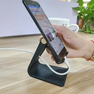 Rotating tablet flexible phone holder for iphone Universal cell desktop stand for phone Tablet Stand mobile support table(China)