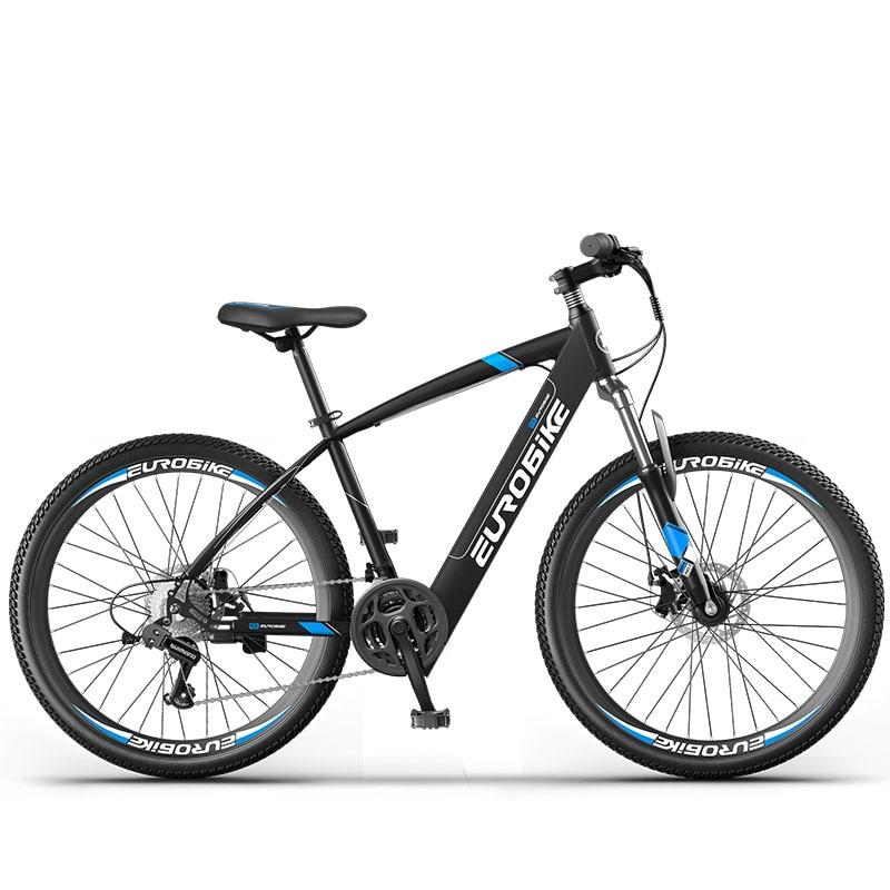 26-дюймовый Электрический Bke 30 км/ч для горного велосипеда 36V 13Ah литий Батарея 21 Скорость Для мужчин's горный электровелосипед Бесплатная дост...