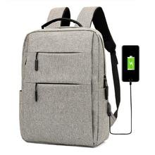 Brand fashion backpack women shoulder Bag School bags teenager girls boys casual solid backpack school Mochila rucksack Bookbags