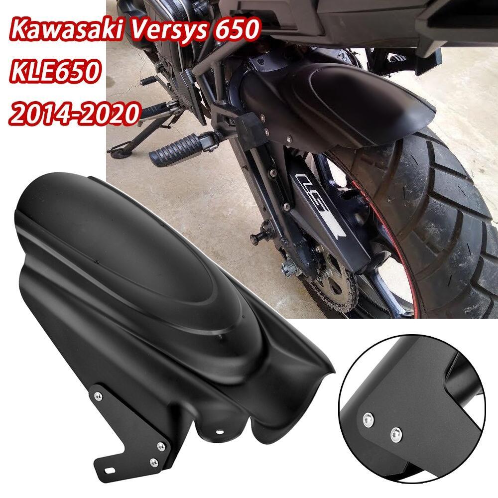 Motorcycle Rear Tire Hugger Fender Mudguard For KAWASAKI VERSYS 650 VERSYS650 KLE650 2014 2015 2016 2017 2018 2019 2020 KLE 650