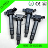 4PCS 90919 02248 Ignition Coil For Toyota 4Runner Tundra Tacoma FJ Cruiser Lexus IS F 9091902248 90919 02260