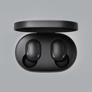 Image 5 - Xiaomi – écouteurs sans fil Redmi Airdots TWS, Bluetooth 5.0, stéréo, basse, avec micro, commande AI, mains libres