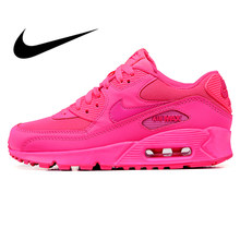 Originele Authentieke Nike AIR MAX 90 ESSENTIËLE vrouwen Loopschoenen Ademend Outdoor antislip Lace-Up Sport sneakers 881105(China)