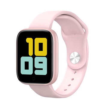 T85 Smart Watch Color Screen Sport Heart Rate Blood Pressure Oxygen Monitoring Music Fitness Trackrt Bracelet oxygen fitness hunter