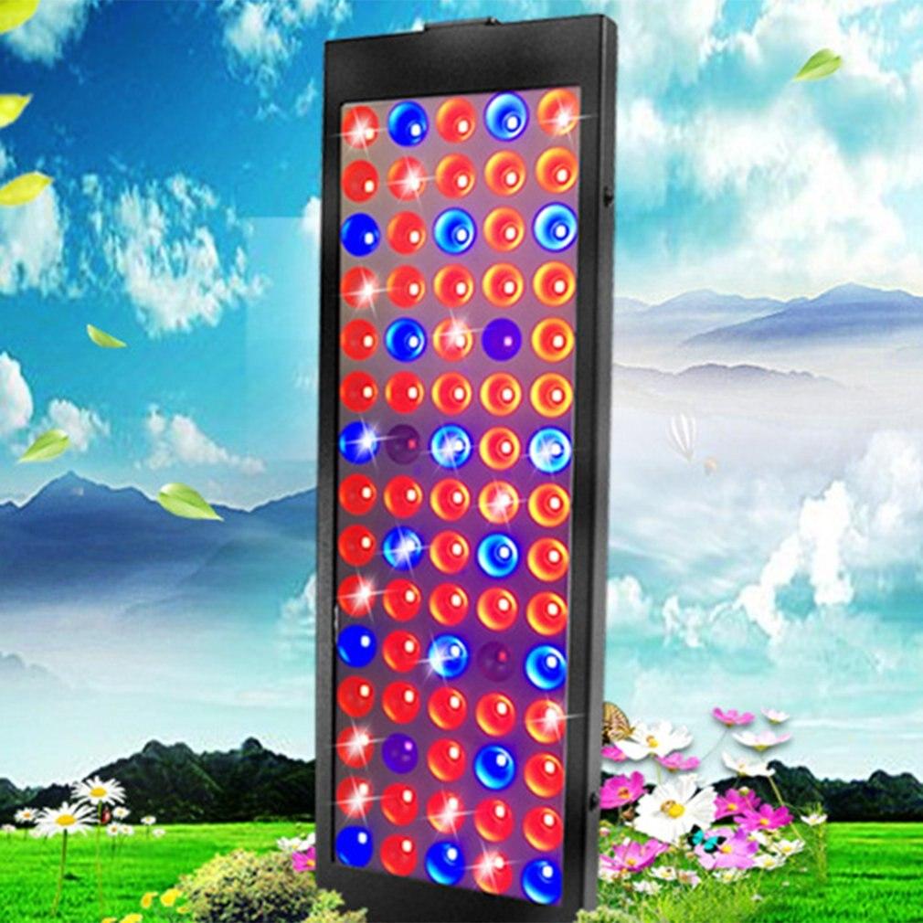 Детская лампа для роста растений, профессиональная Светодиодная лампа красного и синего цвета, соотношение спектра, гидропоника, посадки цветов, теплицы, цветения