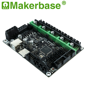 Image 4 - Makerbase MKS SGen_L V2.0 3D מדפסת חלקי 32Bit בקרת לוח 120MHZ MCU TMC2208 TMC2209 TMC2225 uart מצב