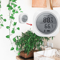 INKBIRD IBS TH1 Plus Digital Thermometer Hygrometer Sensor Data Logger Fridge Freezer Temperature Humidity Meter For Brewing