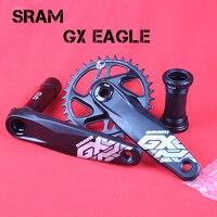 SRAM FC GX Eagle DUB DESC DESCENDANT 1X12 12 Speed 32T 34T Chainring 170mm 175mm MTB Bicycle Crankset with DUB Bottom Bracket