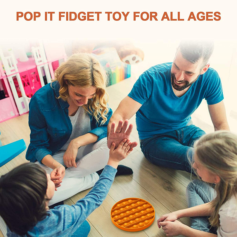 Popit Fidget TOYS Unicorn Mouse Autism Bubble Stress Reliever Squeeze-Sensory Squishy img4