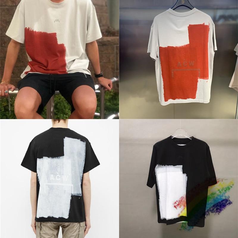 Camiseta de parede fria unissex, camiseta feminina de estilo industrial, 11, de alta qualidade, A-COLD-WALL