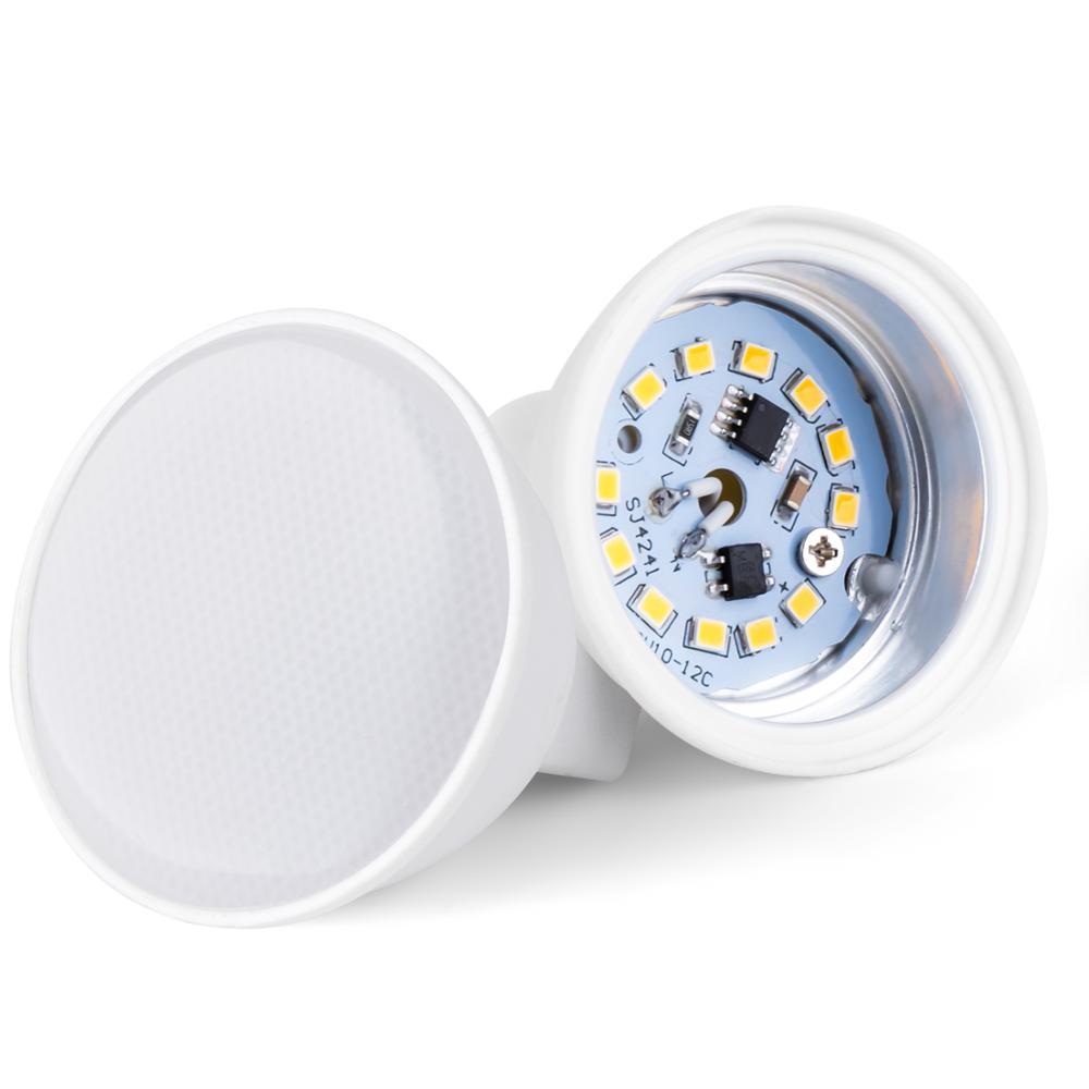 GU10 Led Lamp E27 220V Led Spotlight MR16 Ampoule Led Gu5.3 Spot Light Bulb 5W 7W Gu10 Downlight Table Lamp Home Lighting 240V