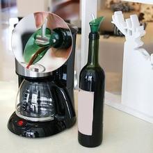 Duckbill льющееся вино пробка с винным покрытием Разливное красное вино льющееся Вино Рот пробка для вина Мода Удобный Простой