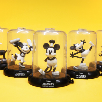 Disney gelegentliche muster 1 hand zu tun Mickey Minnie blind box klassische charakter Mickey Maus ornament film anime peripheren hand o
