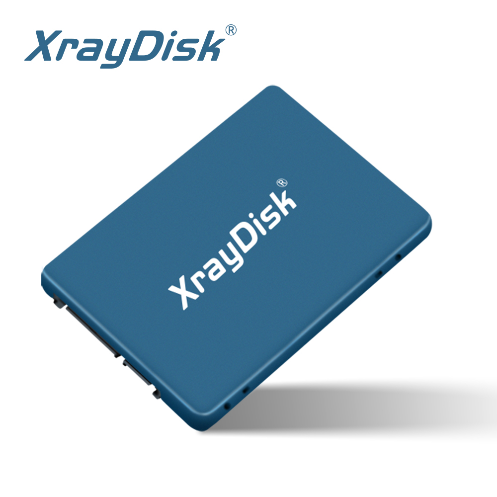 XrayDisk SSD  2.5'' SATA3 Hdd SSD 120gb Ssd 240gb 480gb Ssd 512GB   Internal Solid State Hard Drive For Laptop Hard Disk Desktop