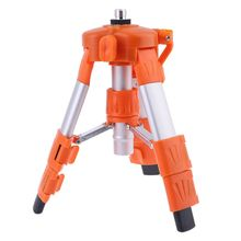 brand new 1 65m aluminum tripod 5m 5 section dumpy laser level staff for rotary laser level Adjustable Lightweight Aluminum Tripod for 5/8 Laser-Level Levels with Bubble Level Portable