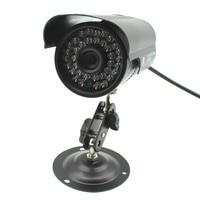1/3 800TVL IR Color CCTV Outdoor Security CMOS Camera 6mm board lens 36 IR LEDs Night vision