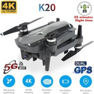 Gps-Drone Camera Folding Wifi Professional Flying-1.8km 5G Rc-Four-Axis HD 4K for 25min