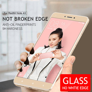 Image 3 - 9D Protective Glass For Xiaomi Redmi Note 4 4X 5 5A Pro Screen Protector For Redmi 5 Plus S2 4X 5A Tempered Glass Film Case