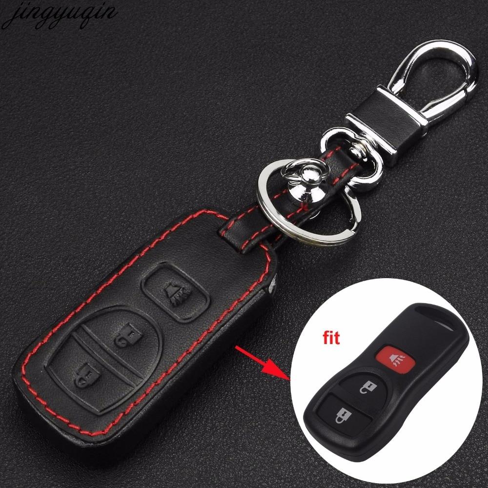 2 For 2004 2005 2006 2007 2008 2009 Nissan Pathfinder Titan Car Remote Key Fob