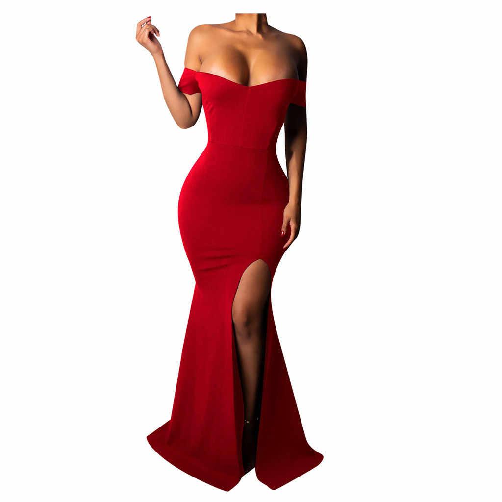 Feminino Robe de Mulheres Sexy Vestido Sem Mangas Vestido de Festa Vestido de Noite Vestido de Fenda Prom Vestidos de Festa Vestidos de fiesta Plus Size