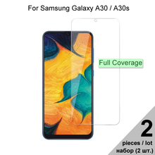 Tempered Glass For Samsung Galaxy A30 A30s HD Explosion-proof Screen Pr