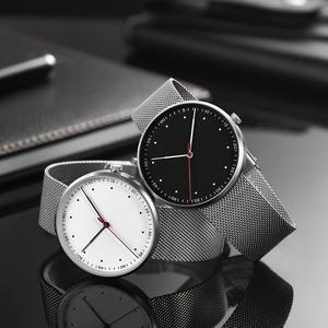 Image 2 - Xiaomi Reloj de lujo Youpin TwentySeventeen para hombre y mujer, reloj de cuarzo, esfera de 39mm, resistente al agua hasta 3ATM