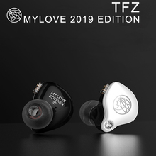 TFZ My love 2019 Edition In Ear monitor 전문 이어폰 소음 제거 유선 헤드셋 Super Bass earbuds for phone