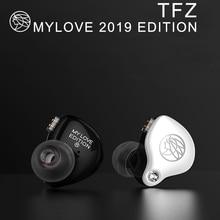 Tfz Mijn Liefde 2019 Editie In Ear Monitors Professionele Oortelefoon Ruisonderdrukking Wired Headset Super Bass Oordopjes Voor Telefoon