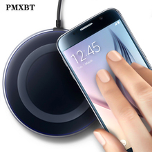 Qi Wireless Charger Charging Induction Charger For iPhone 8 Plus/ X Samsung Xiaomi Huawei Phone Support Wireless USB Charger Pad