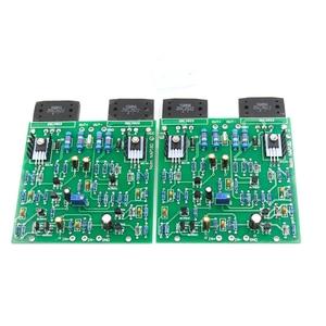 Image 1 - SUQIYA Hi Fi UK NAIM NAP180 75 واط + 75 واط مكبر كهربائي عدة قنوات مزدوجة لوحة الانتهاء جديد Sanken 2922