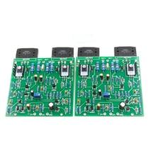 Suqiya hi Fi UK NAIM NAP180 75W + 75W amplificador de potencia Kit de doble canal tablero terminado nuevo Sanken 2922
