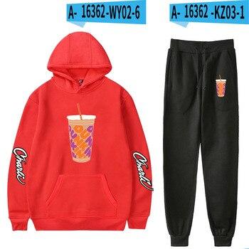 Nes Charli Damelio Merch Hoodie Womens Tracksuit Sweatpants Suit Charlie Damelio Shirt Trousers Sets Unisex Clothes Print Casual 25